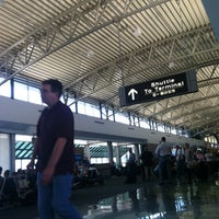 Photo taken at Gate F87 by ♠iKnowMrForbes♠ on 10/19/2012