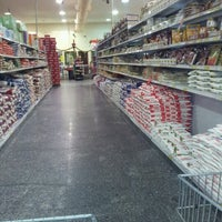 Photo taken at Supermercados Pague Menos by Ednei S. on 1/6/2013