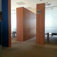 Photo taken at Banco do Brasil by Priscila C. on 8/29/2013