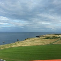 Photo taken at Souter Lighthouse by Bex L. on 8/21/2013