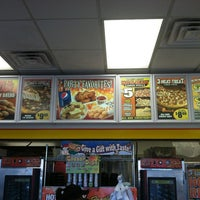 Photo taken at Little Caesars Pizza by Audrey S. on 1/4/2013