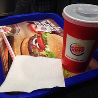 Photo taken at Burger King by Ahmet B. on 12/28/2015