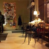 Photo taken at Coffee Inn by Giedrius S. on 1/3/2013