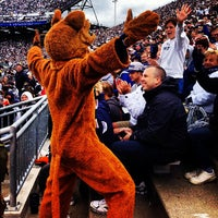 Photo taken at Beaver Stadium by Ernest S. on 10/6/2012