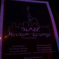 Photo taken at Eastown Hookah Lounge by Rachael P. on 9/22/2012