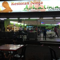 Photo taken at Ninja Mamak by Marcus N. on 11/30/2015