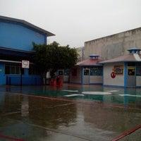 Photo taken at Instituto Pedagógico Margarita Aguilar Díaz. A.C. by Luigui R. on 8/26/2013