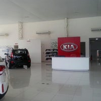 Photo taken at K-Ita - KIA Motors by Jordan R. on 12/2/2014