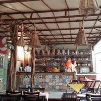Photo taken at Chacrinha Restaurante & Pizza Bar by Giovani P. on 6/22/2013