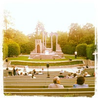 Photo taken at Farnsworth Park by Bryson A. on 7/6/2013