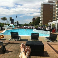 Photo taken at The Cumberland Hotel by Jo U. on 6/9/2013