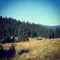 Photo taken at Babanovac by Almir U. on 7/21/2015