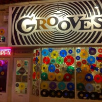 Photo taken at Grooves by Gordon G. on 1/14/2013