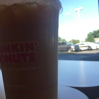 Photo taken at Dunkin Donuts by Kristi S. on 8/28/2016