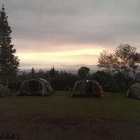 Photo taken at Tanakita Camp Situgunung by Tommy M. on 3/24/2014