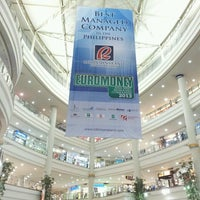 Photo taken at Robinsons Place Manila by Francis C. on 2/19/2013