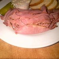 Photo taken at Moe's Deli & Bar by Dwayne H. on 12/5/2012