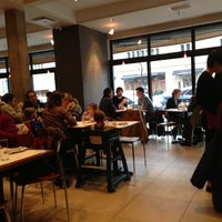 Photo taken at Le Murphy Boire & Manger by Olivier H. on 12/2/2012
