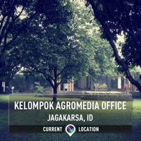 Photo taken at Kelompok Agromedia office by aryo d. on 2/20/2013
