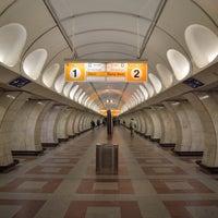 Photo taken at Metro =B= Anděl by Mizuki き. on 9/6/2016