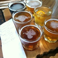 Photo taken at Natty Greene's Pub & Brewing Co. by Christine T. on 7/1/2013