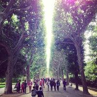 Photo taken at Botanical Garden of Paris by Jim S. on 6/15/2013