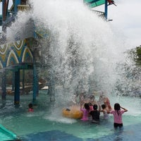 Photo taken at Labersa Water Park by Rini N. on 5/27/2014