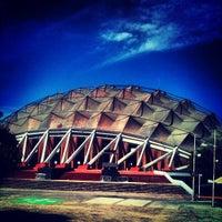Photo taken at Palacio de los Deportes by Get S. on 3/5/2013