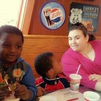Photo taken at Pizza Hut by Joy E. on 4/26/2013