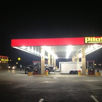 Photo taken at Pilot Travel Center by Mikie C. on 4/27/2013