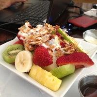 Photo taken at Balans Restaurant & Bar by Sarah L. on 6/7/2013