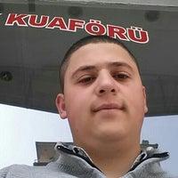 Photo taken at selena erkek kuaförü by Murat M. on 4/28/2016