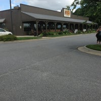 Photo taken at Cracker Barrel Old Country Store by Ron P. on 7/14/2013