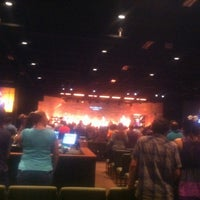 Photo taken at Christ Fellowship Royal Palm Campus by Patricia G. on 6/1/2014
