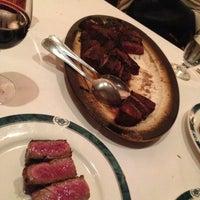 Photo taken at Ben & Jack's Steak House by Jin S. on 11/16/2012