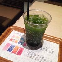 Photo taken at nana's green tea 東京スカイツリータウンソラマチ店 by Naoto G. on 1/22/2016