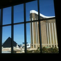 Photo taken at Mandalay Bay Convention Center by JG on 2/22/2013