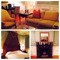 Photo taken at Wentworth Mansion by Shelby T. on 3/3/2014