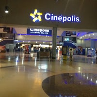 Photo taken at Cinépolis by Adri Q. on 10/5/2012