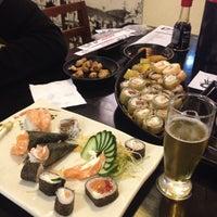 Photo taken at Sushi Bar by Lídia H. on 4/11/2015
