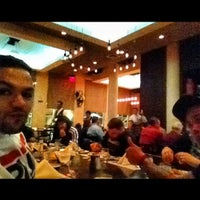 Photo taken at Churrascaria Tribeca by Dan S. on 12/15/2012