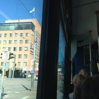 Photo taken at HSL Raitiolinja 10 by Tero on 5/14/2013