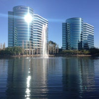 Photo taken at Oracle Conference Center by Mathieu M. on 3/18/2014