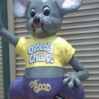 Photo taken at Osceola Cheese Company by Chris P. on 6/11/2013