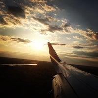 Photo taken at Charleston International Airport (CHS) by B G. on 3/26/2013