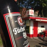 Photo taken at Kiosk am Rhein by chris s. on 5/31/2013