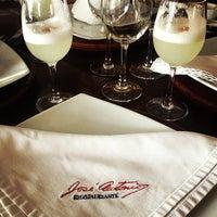 Photo taken at José Antonio Restaurante by Carlitos M. on 2/8/2013
