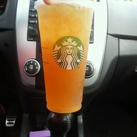 Photo taken at Starbucks by Whitney D. on 9/24/2012