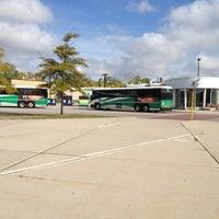 Photo taken at Burlington GO Station by Snowden Z. on 9/30/2012