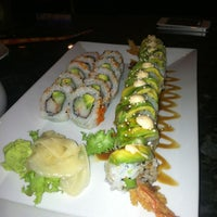 Photo taken at Jasmine Thai Restaraunt Sushi Bar by Tenisha B. on 3/3/2013